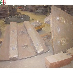 Cr-Mo Alloy SAG Mill Liners