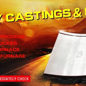 Corrosion Castings