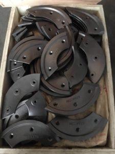 Ni-Hard Cast Iron