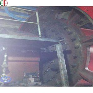 Cr-Mo Alloy Steel Lifter Bar Casting AS2074 L2B