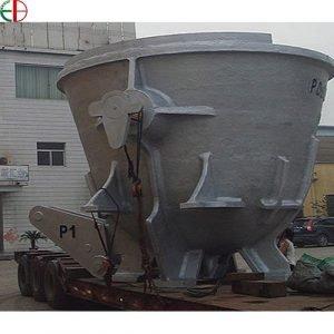 Carbon Steel ASTN A27 65-35 Slag Pot