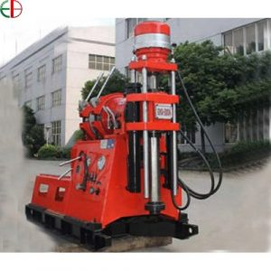 GYQ-300A Core Drilling Rig Machine Geological Investigation Drilling Rig