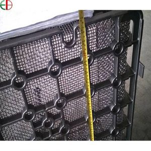 Heat Treatment Basket Casting Iron Furnace Tray
