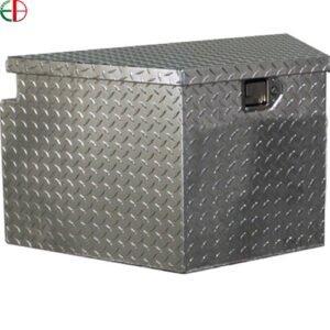 Aluminium Checkerplate Tool Box