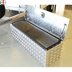 Aluminum Alloy Toolbox for Truck, Storage Tool Box