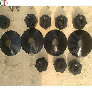 M14x110 Investment Casting Cusp Bolt