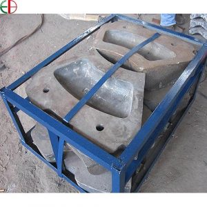 AS2027 NiCr2- 500 Ni-hard Cast Iron Mine Mill Liner