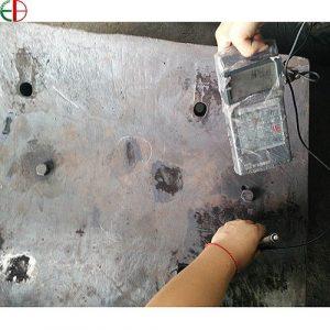 Ni-hard Cast Iron Tube Wear Plate
