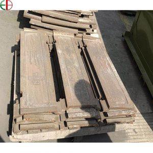 Heat Resistant Steel Sand Cast Plate