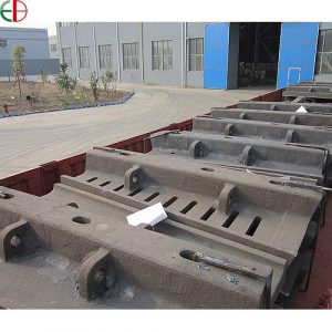 High Manganese Steel AG/SAG Mill Liners