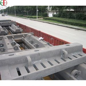 Discharge Grate Liners for SAG Mills