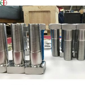 AISI321 Cast Stainless Steel Bolts Square Head