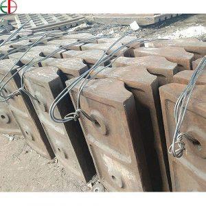 AS2074 L2B Mine Mill Liners