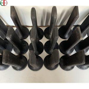 Nickel hard cast iron knife EB Casting