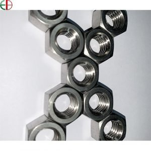 Monel K-500 Full-Threaded Rod nuts and bolts