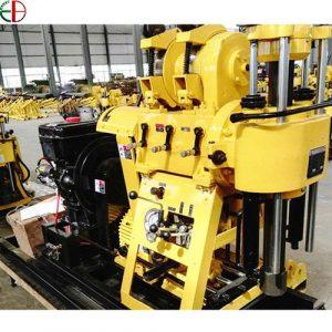 XY-4A Core Hydraulic Drilling Rig