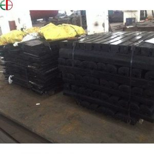 OEM ODM Metal Back Composite Rubber Mill Liners