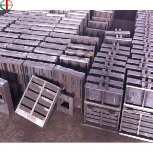 Cr Mo Alloy Ball Mill SAG Mill Liners Lining Plates