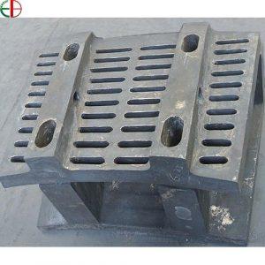 Heat-steel Casting Crusher Grate Plate