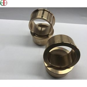 Customized Brass Casting High Precision CNC Machining Sintered Bronze Bushing