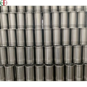 Gray Centrifugal Casting Compressor Cylinder Sleeves High Strength Nodular