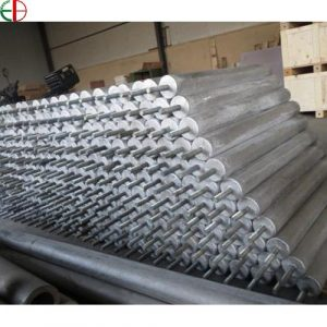 Lead-antimony Alloy Anode Rod Plate