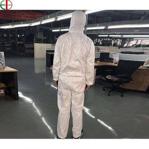 Non-medical Protective Clothing, Disposable Protective Suit