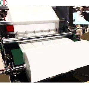 1200mm Melt-Blown Cloth Machine Meltblown Non Woven Fabric Production Line
