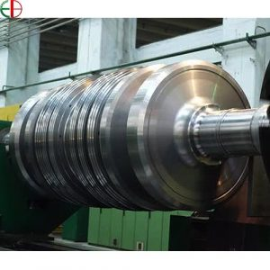 Customized Alloy Steel Forged Shaft