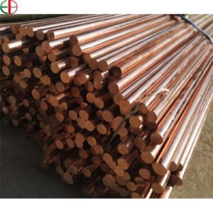 Hex Copper Rods