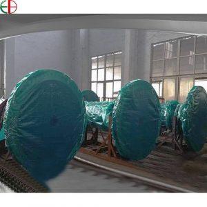 34CrNiMo6 Wind Turbine Forged Shaft