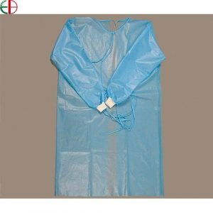 Hospital Clothing Patient Gown, Disposable Isolation Gown