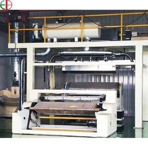 RP1600 type meltblown production line Sale Melt-blown Cloth Machine Product Introduction:
