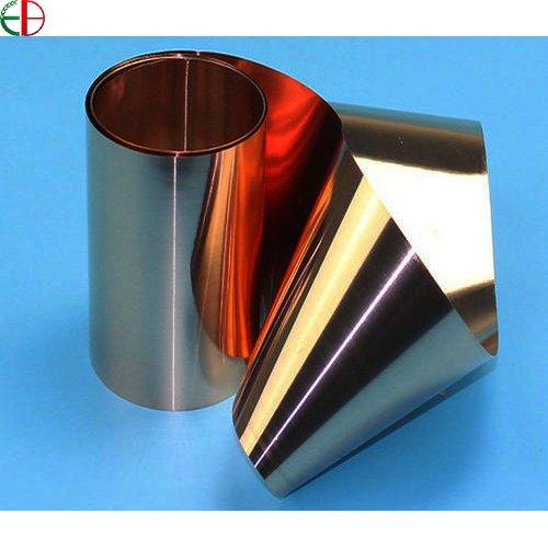 Pure Red Copper Foil 2