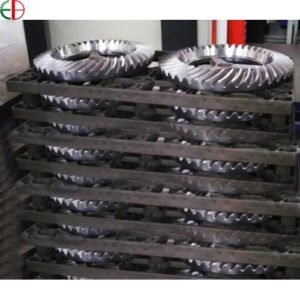 Heat treatment Sealed Quench Trays