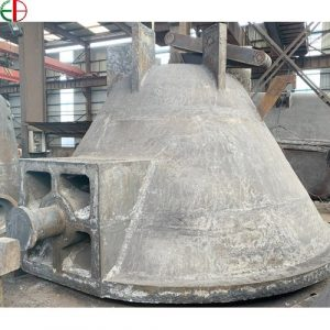ASTM A536 Cast Slag Pot for Steel Mills, Heat-resistant Cast Iron Slag Pot