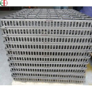 Normalizing Baskets for Heat-treatment Ovens