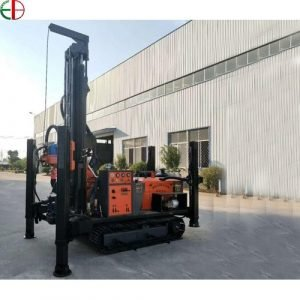 Oil Drilling Rig and Depth Water Well Crawler Drilling Rig