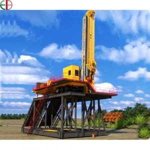 Oil Drilling Rig machine / Well Drilling Equipment