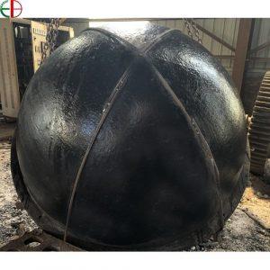 50 tons cast steel Melting Kettle for Melting Lead/Tin: