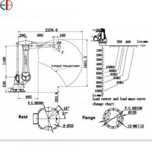 Gripper Robot Arm Automation Industrial Robotic Arm