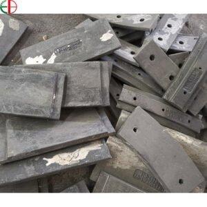 Nickel Hard Liners and Cheek Plates