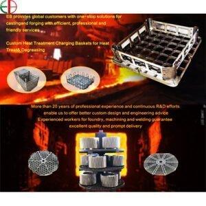Heat Treatment Basket