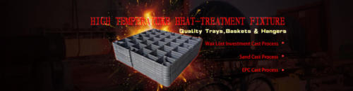 High Temperature Heat-treatment Fixture
